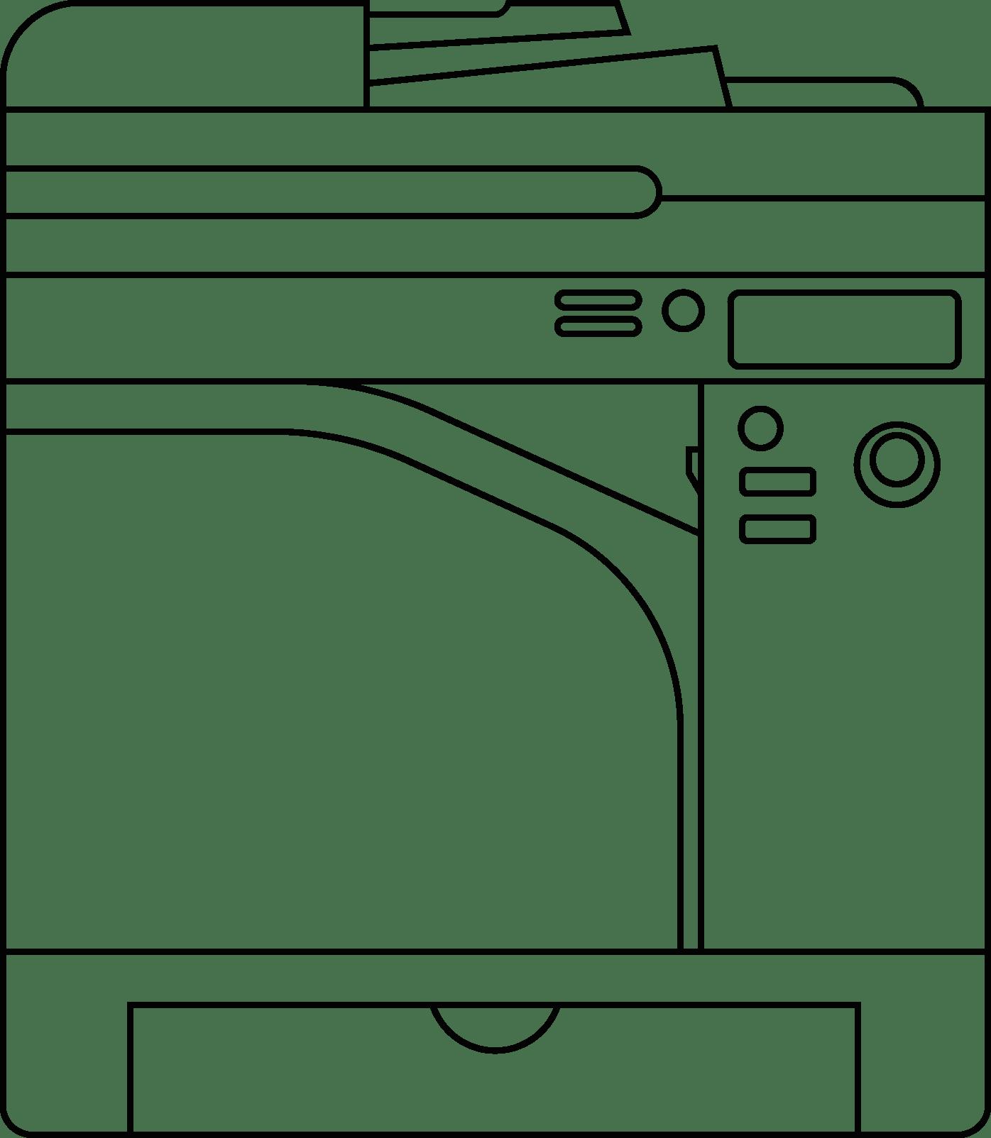 Bürodruck mit der X-NRW GmbH