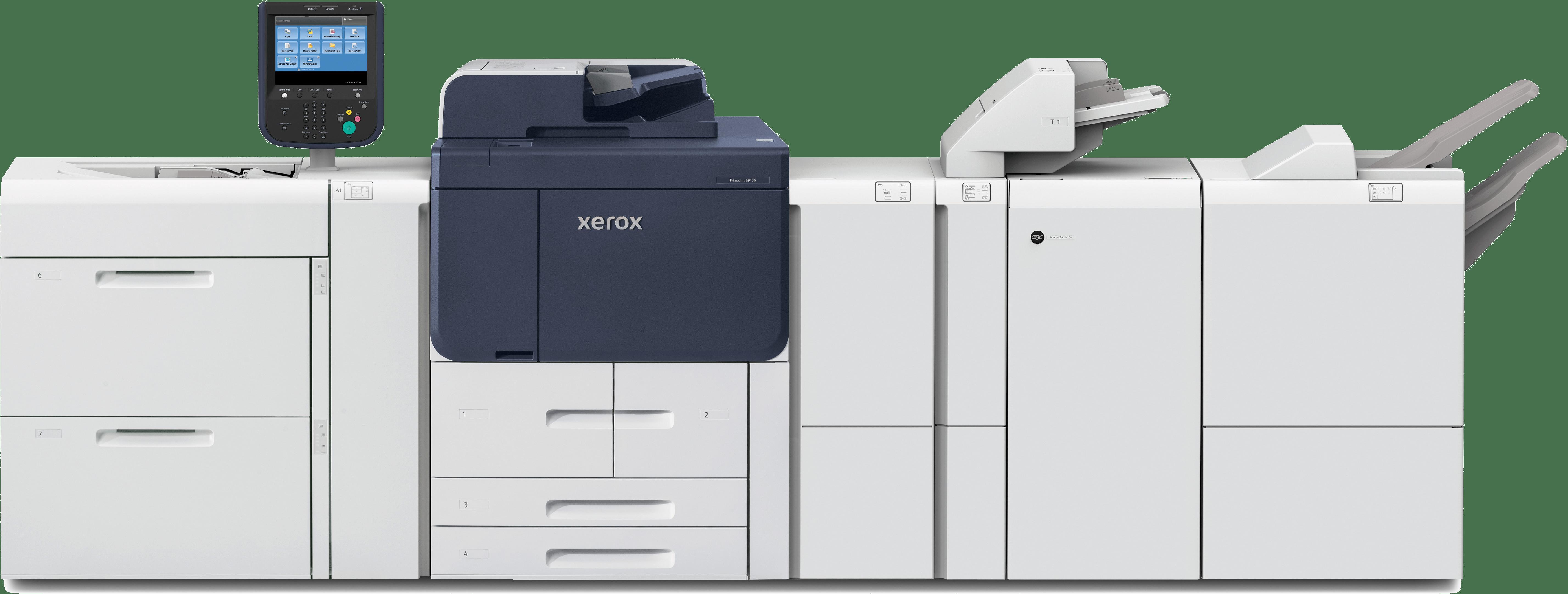 Xerox PrimeLink B9100 Serie